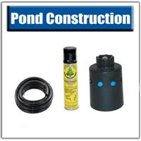 > Pond Construction