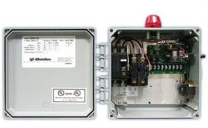 sje rhombus model 112 simplex motor contactor control panel Residential Septic Lift Station Wiring