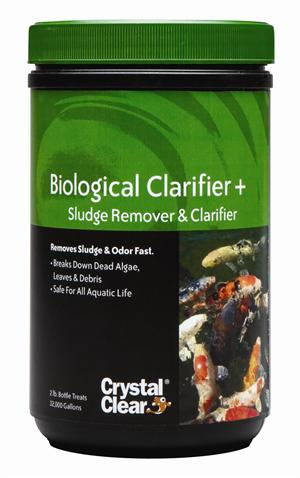 Crystal Clear Biological Clarifier 2 Pound