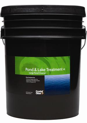 Crystal Clear Pond and Lake Treatment