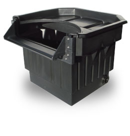 "Pondbuilder PB1083 Elite Waterfall Box 22"" 6000 GPH"